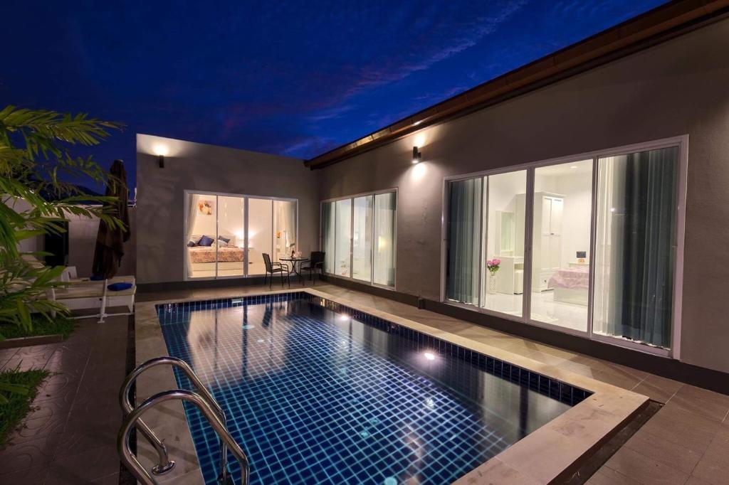 Phumiphat private pool villa