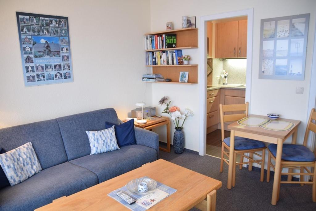 Gemütliches 2-Zimmer-Appartement mit Balkon.