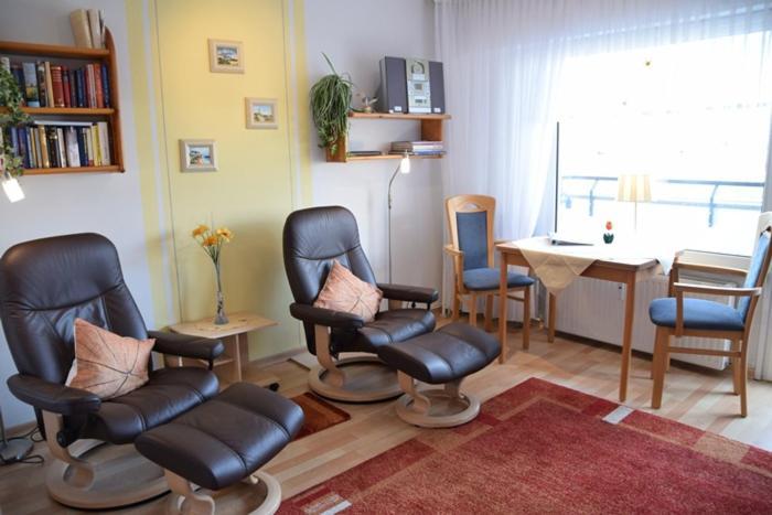 2-Zimmer-Appartement (ca. 40 qm). Für 2 bis maximal 4 Personen.