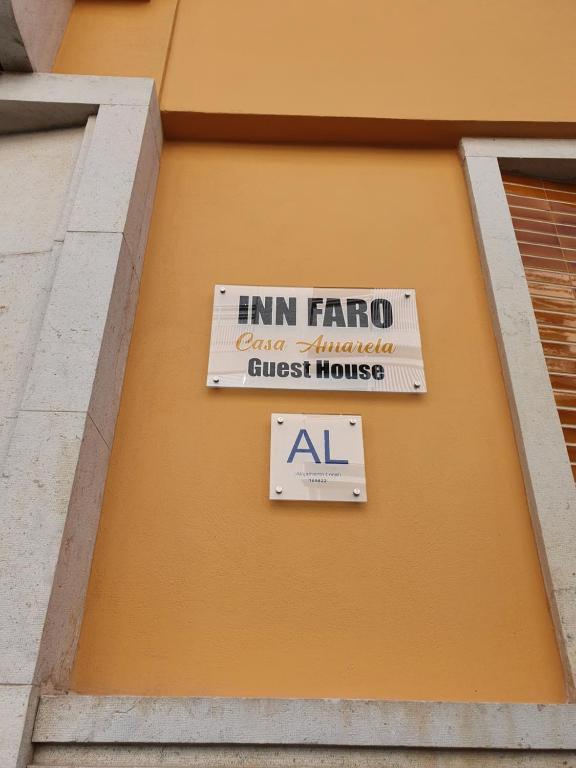 Inn Faro - Casa Amarela - Guest House
