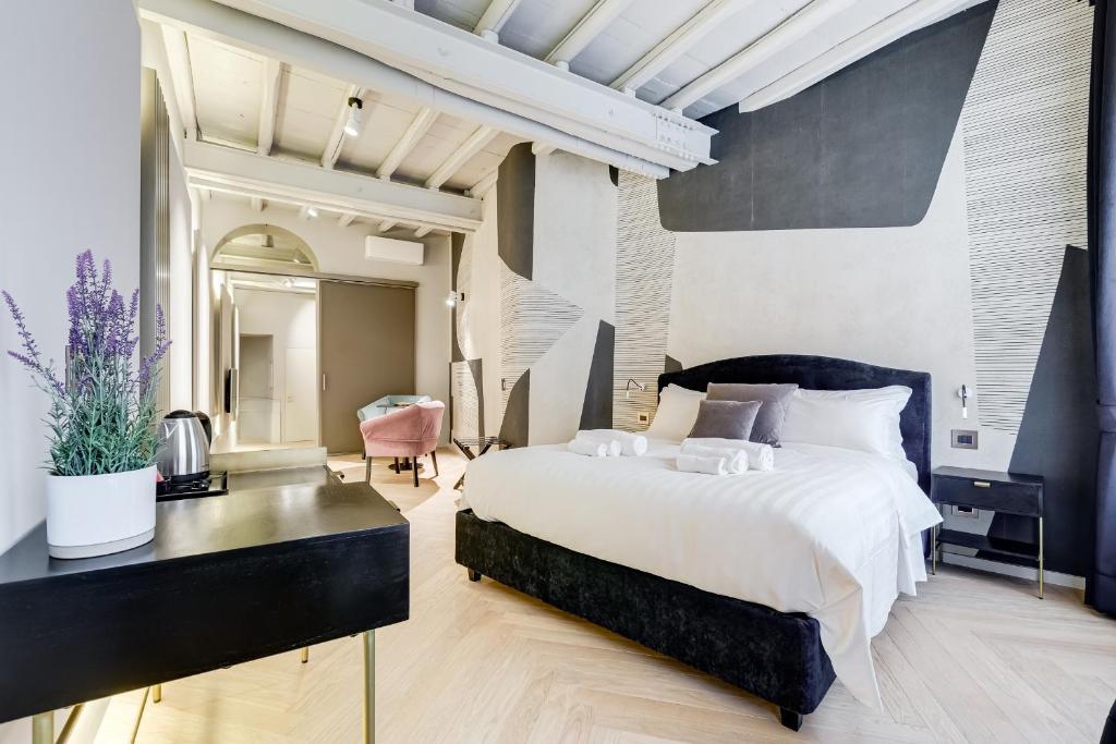Charming and elegant apartment in Piazza di Spagna