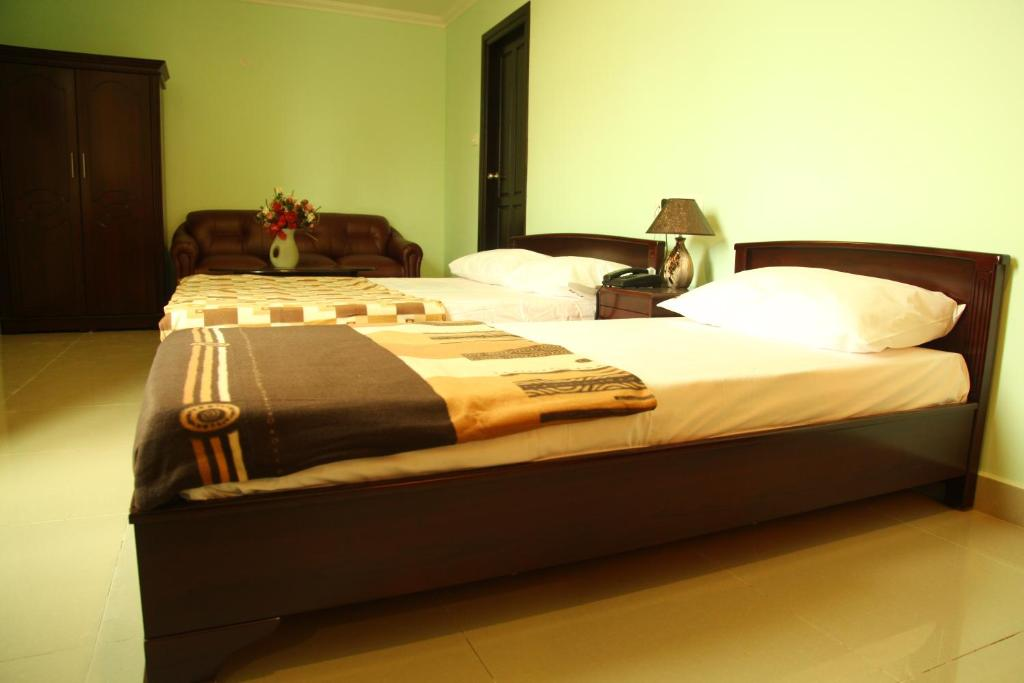 Deluxe Double Room Prarthana Residency