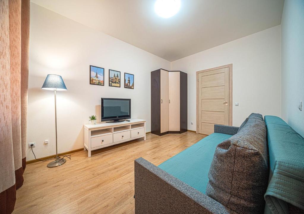 Apartment-studio on Kondrat'evsky prospect