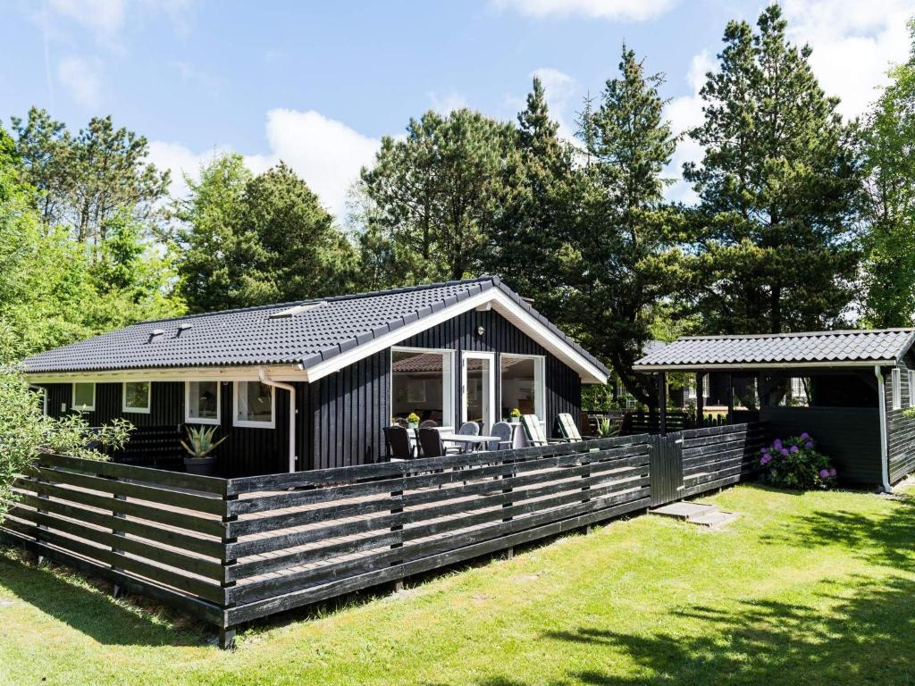 Holiday home Henne LXII