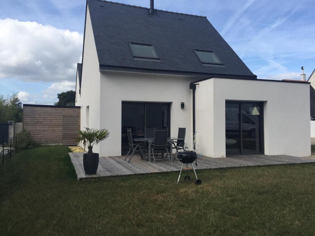 Agréable maison moderne