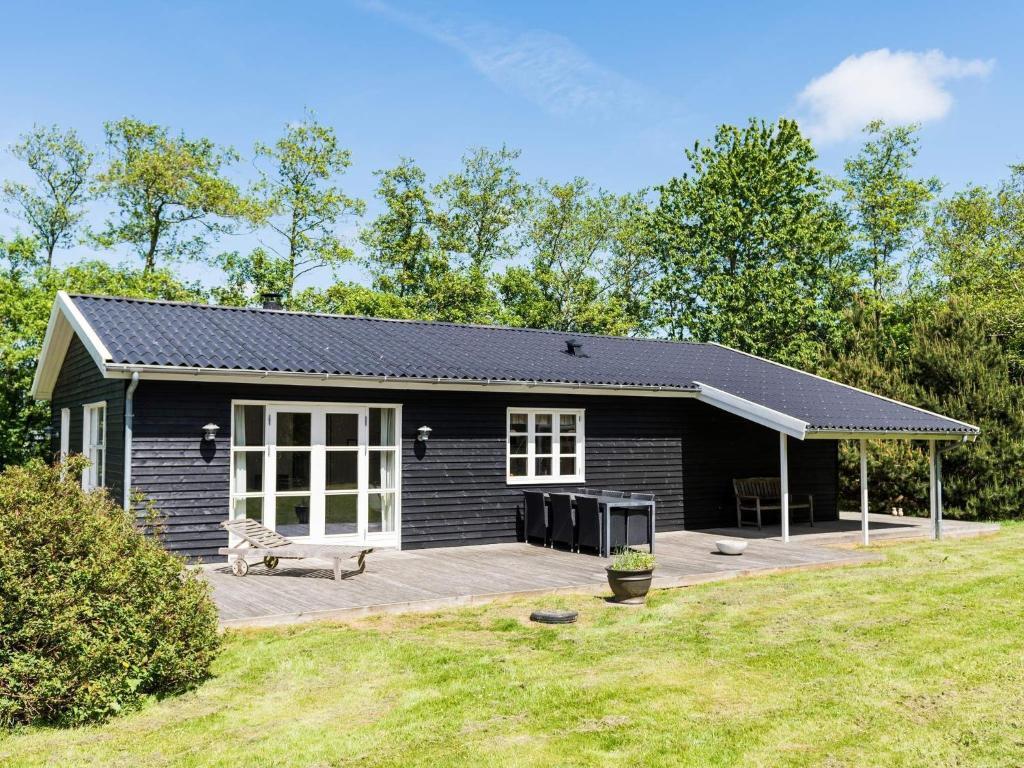 Holiday home Oksbøl LII