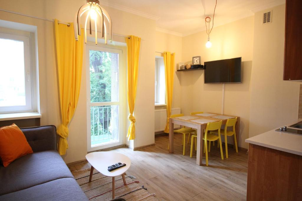 PORTO - Apartament Gdynia Śródmieście