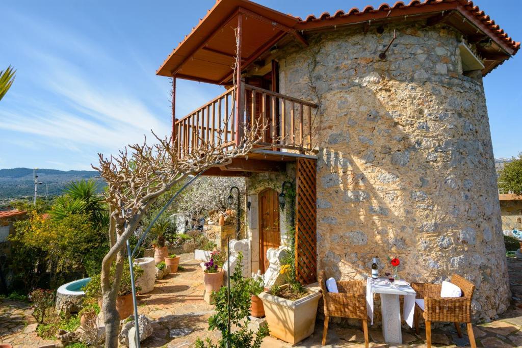 Traditional Windmill-Milos