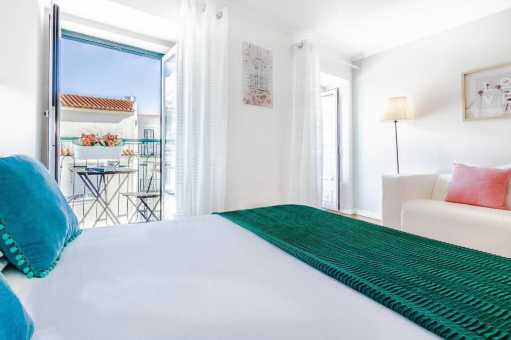 LoveLisbonApartments Alfama Best Balcony