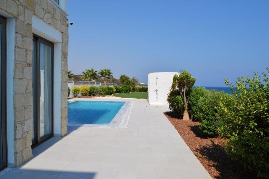 Beach Front Villa No. 2