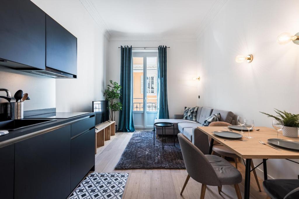 12 CONGRES - Appartement Belles Prestations - Carre d'Or - A/C