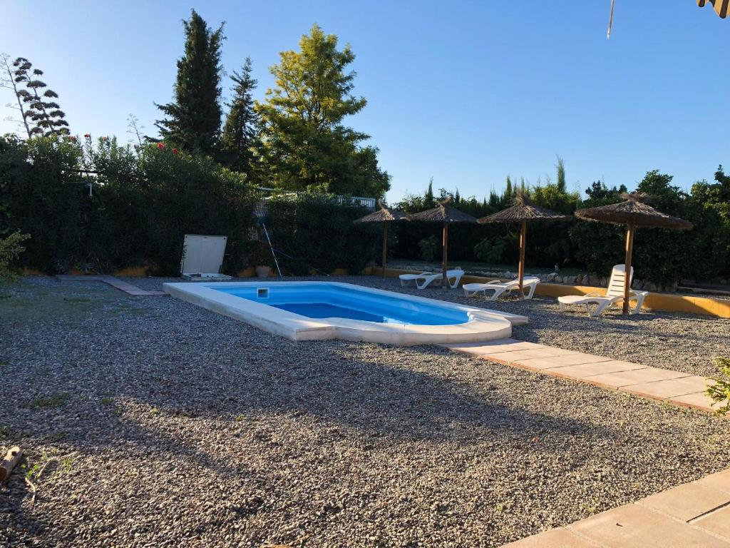 Villa with 3 bedrooms in Malaga with private pool and WiFi