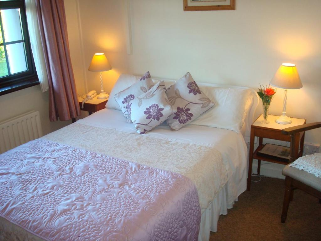 Double Room Athlumney Manor Guest Accommodation