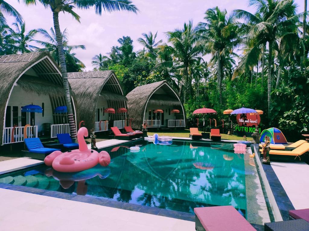 PUTRi Kori Villa & Resort