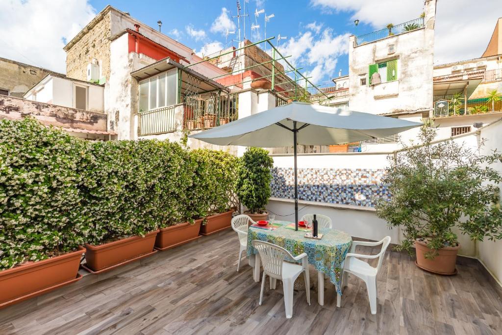 Materdei Terrace