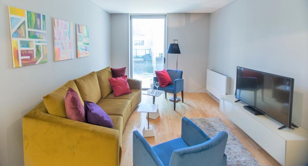 Premium Style Apt by Porto City Hosts