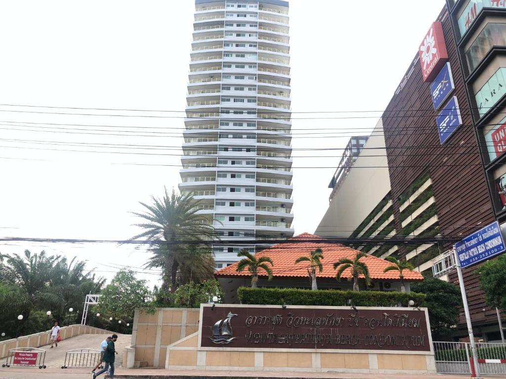 View Talay 6 Pattaya Beach Apartment by Honey