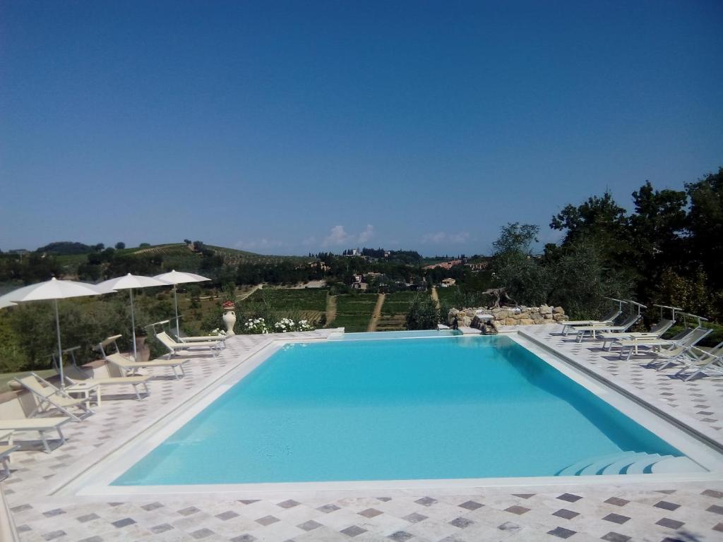 Apartments San Gimignano