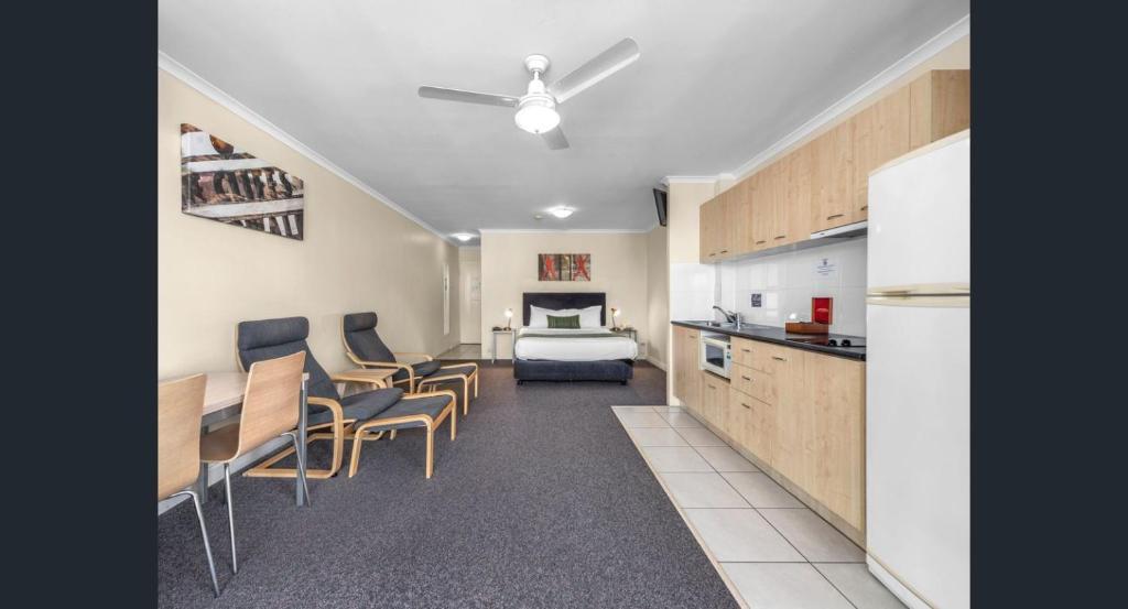The Wellington Apartment Hotel