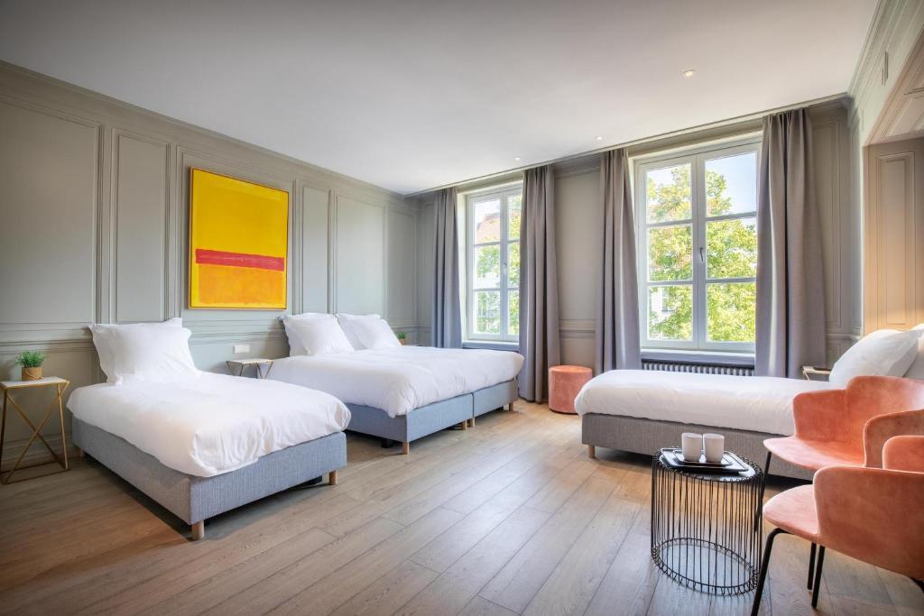 Hotel Augustyn Brugge