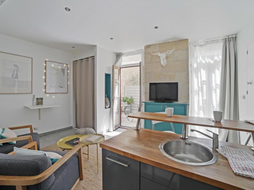 L'Appartement Bordelais - Bordeaux - ViaMichelin ...