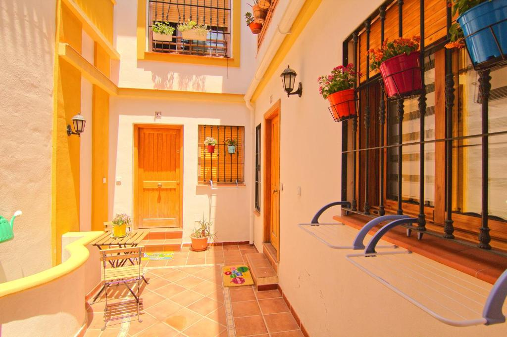 Low cost apts Malaga centro