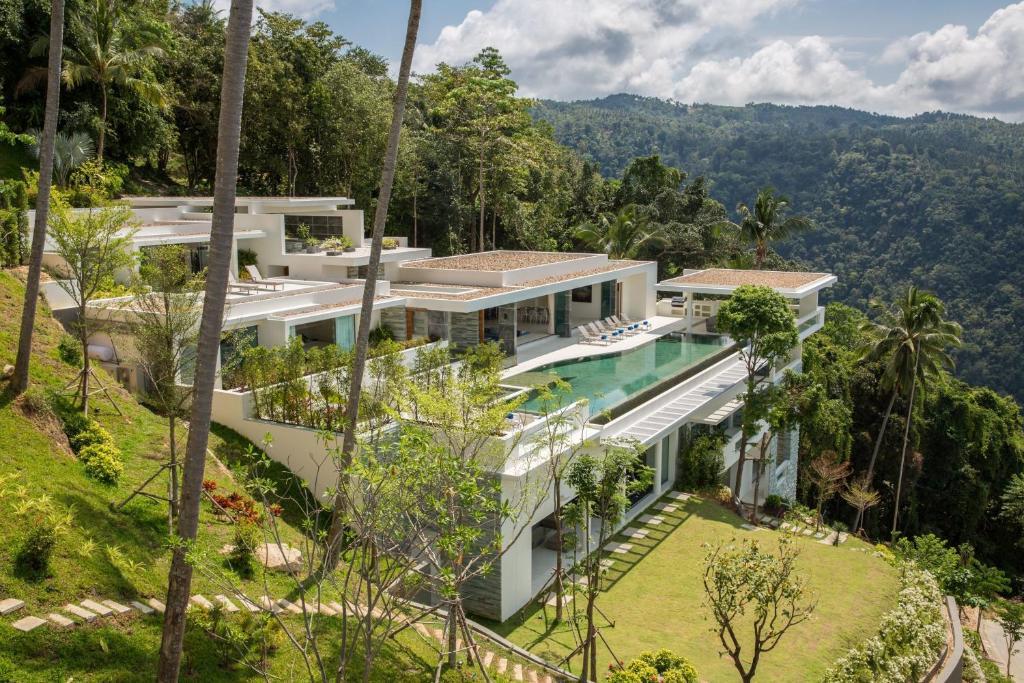 Lime Samui Villas 15 bedrooms