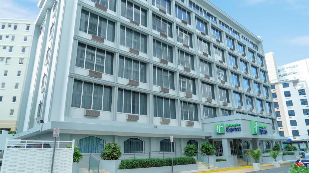 Holiday Inn Express San Juan Condado, an IHG Hotel