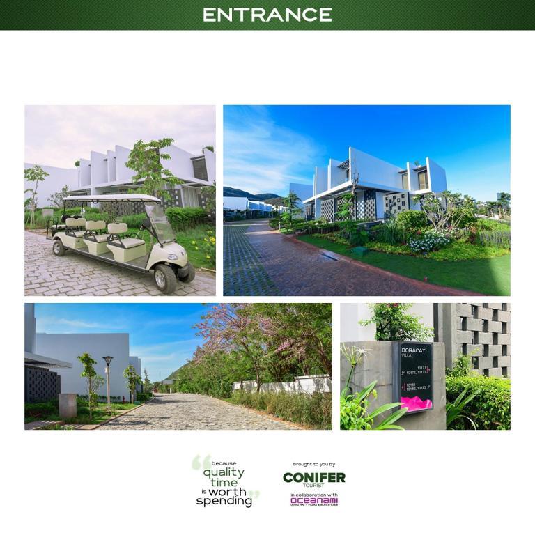 Oceanami Villas & Beach Club Long Hai by Conifer