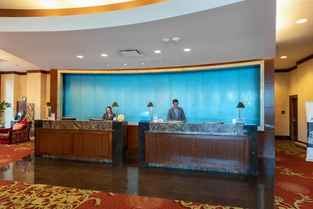 Embassy Suites Houston - Downtown Photo #4