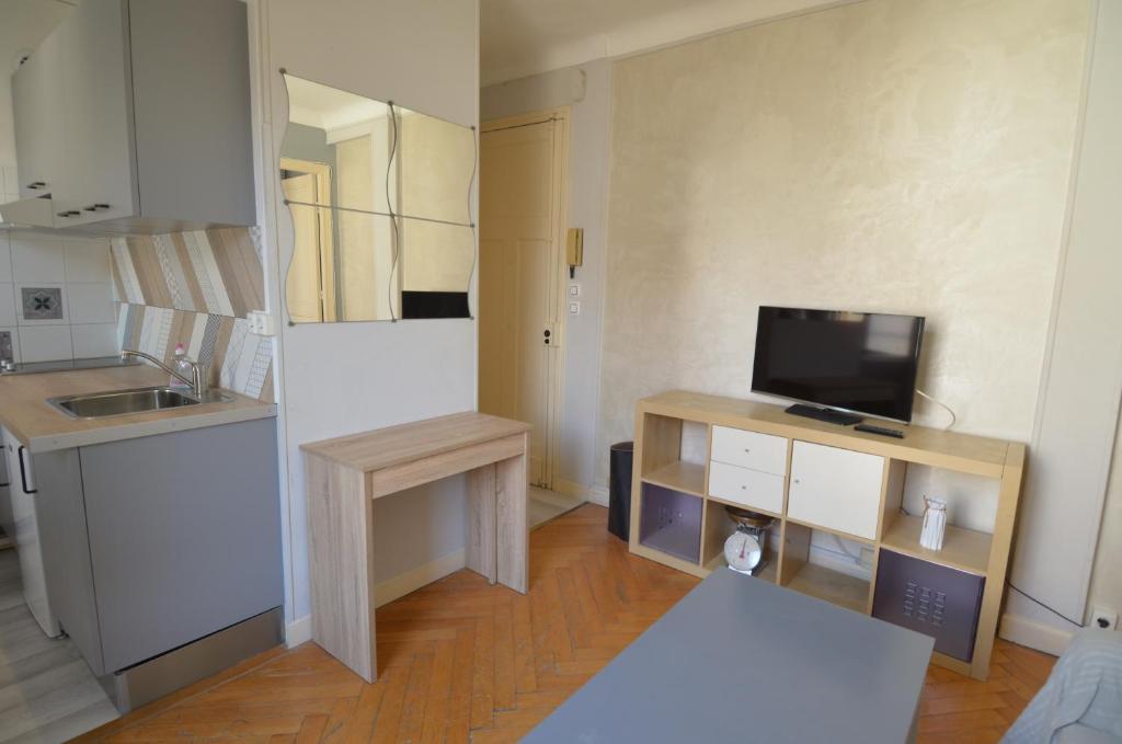 Appartement de charme centre-ville quartier Gambetta à Nice