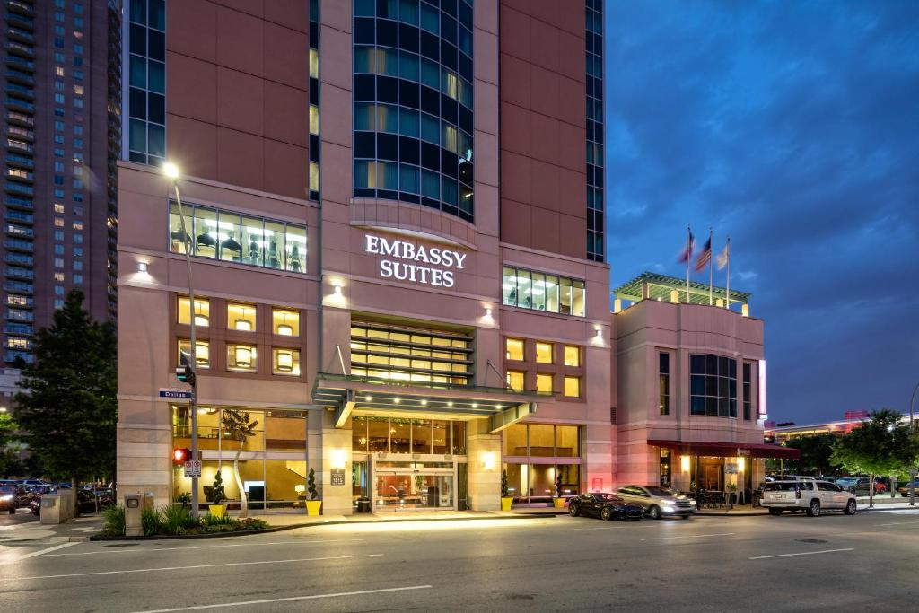 Embassy Suites Houston - Downtown Photo #0