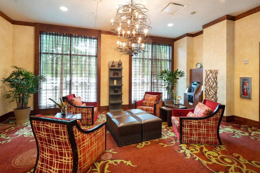 Embassy Suites Houston - Downtown Photo #17
