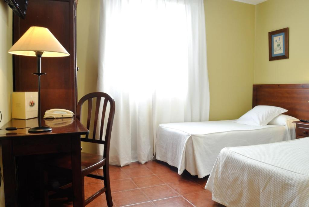 Twin Room Hostal La Andaluza