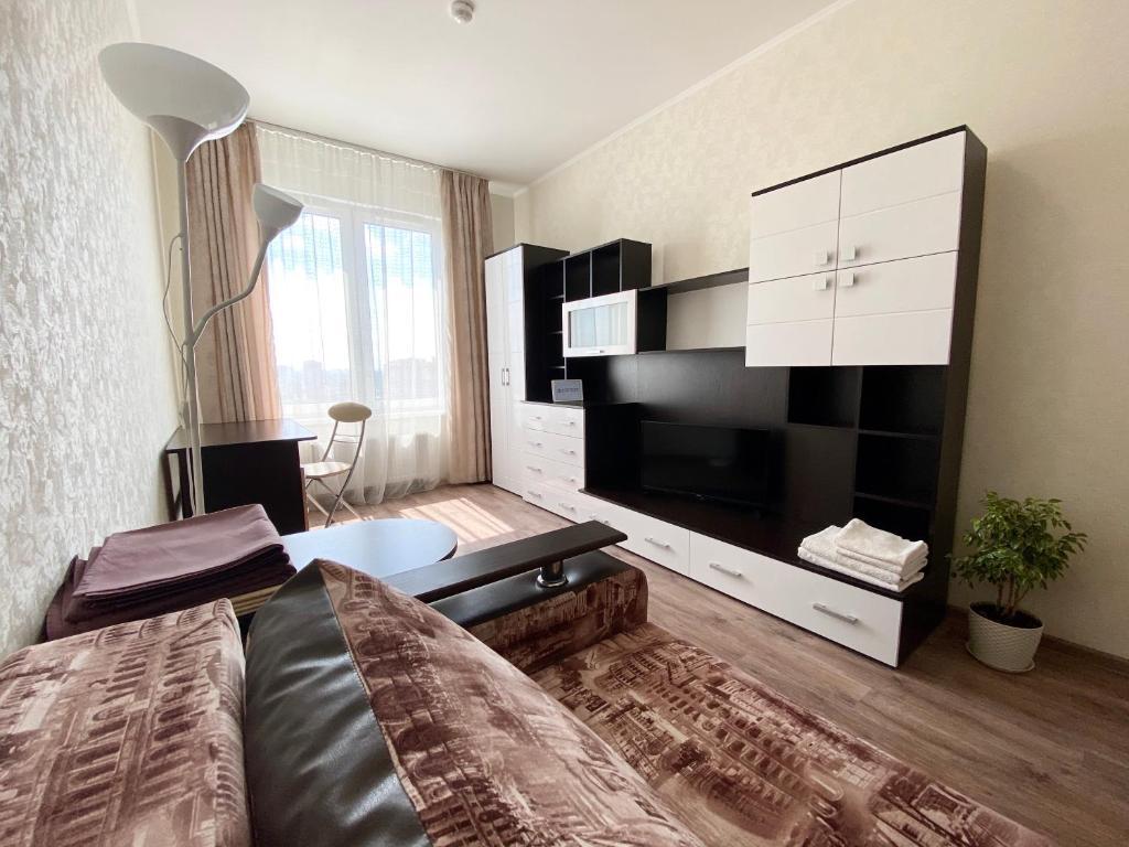 Квартира с Великолепным видом на Воскресенский Новодевичий Монастырь