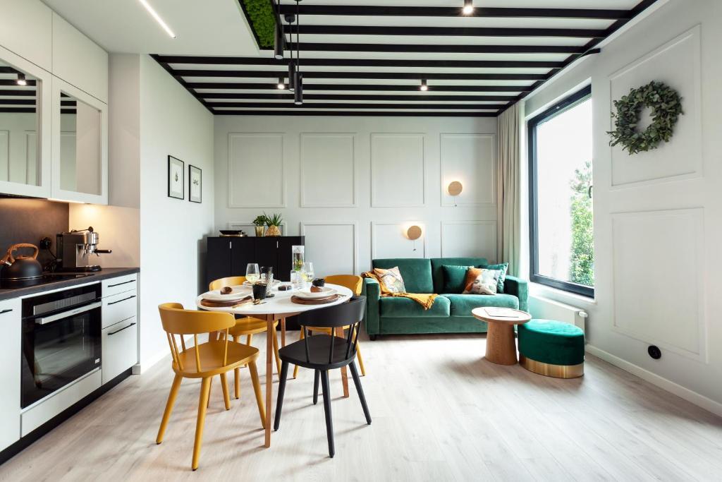 Flora Apartment Deluxe - Hav Aparts (Botanica)