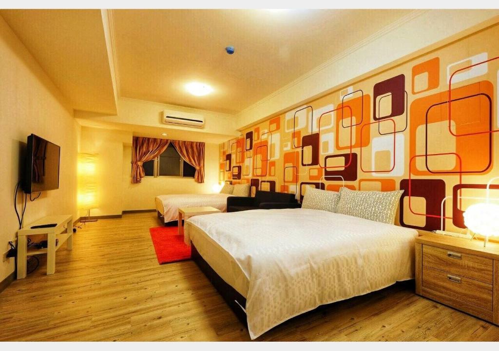 Sleep Taipei Hotel - Nanya