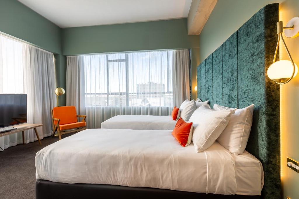 The Muse Christchurch Art Hotel
