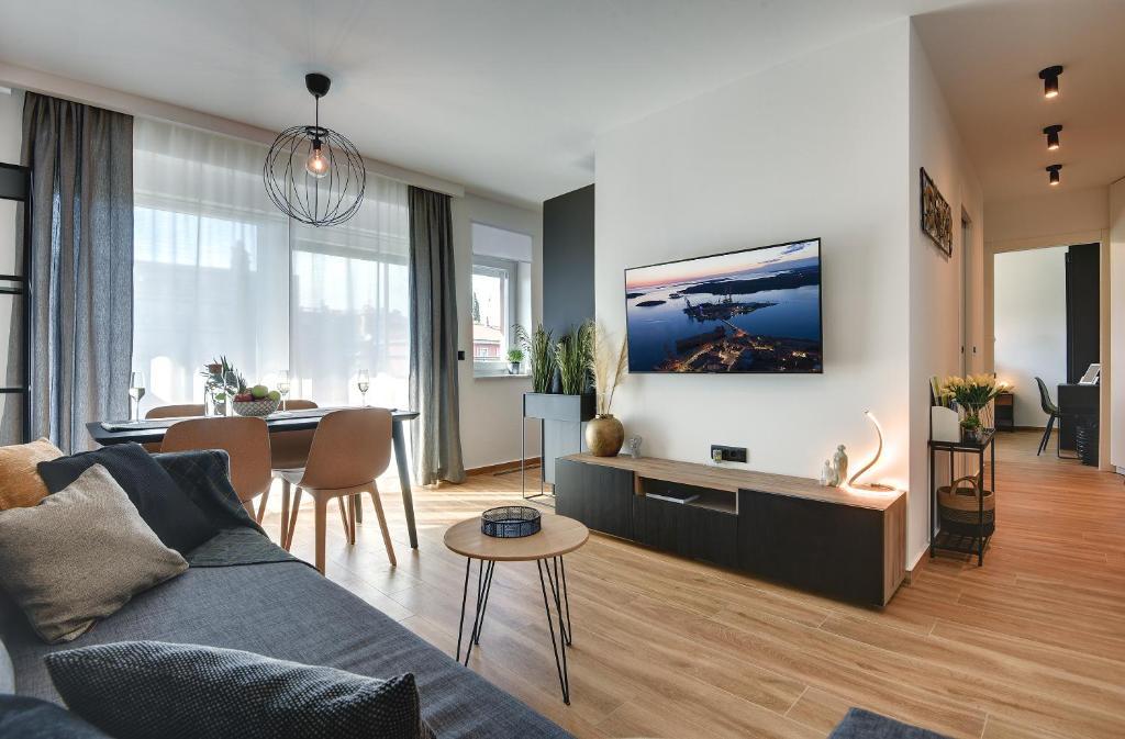 Giardini Penthouse apartment Pula