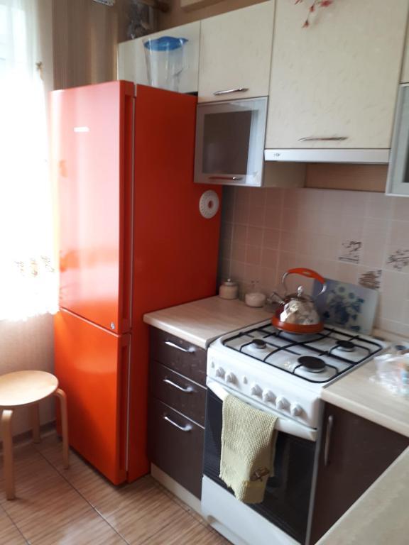 Apartment on Komsomolskaya 11