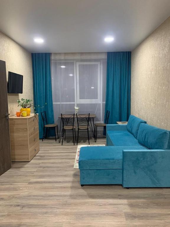 Квартира Голубая Даль