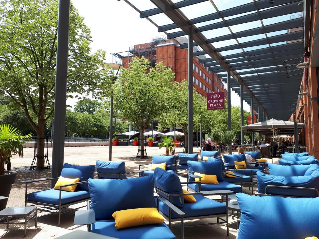 Crowne Plaza Lyon Parc de la Tête d'Or