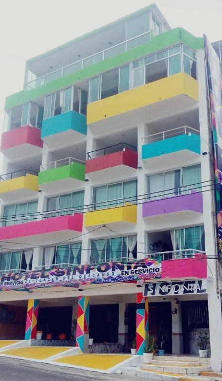 Hotel sinfonía acapulco
