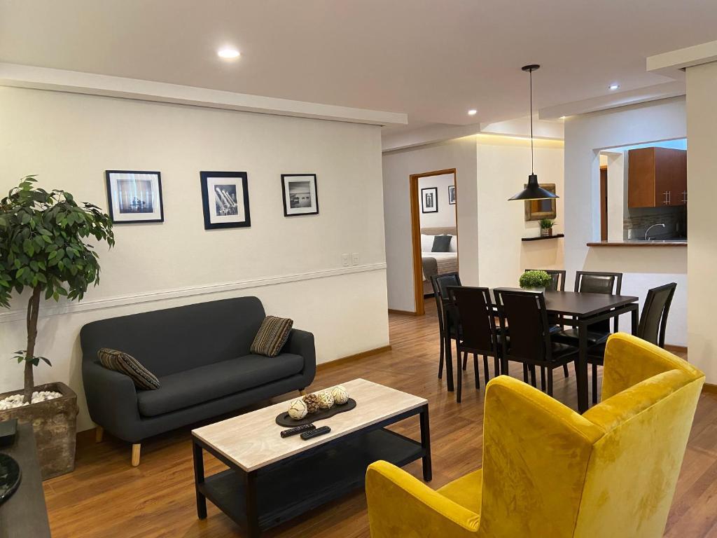 Casa Donceles Apt 6 fantástico, ubicación ideal, sanitizado! 9 min del Zócalo, 4 min del Palacio Bellas Artes, WiFi gratis!!