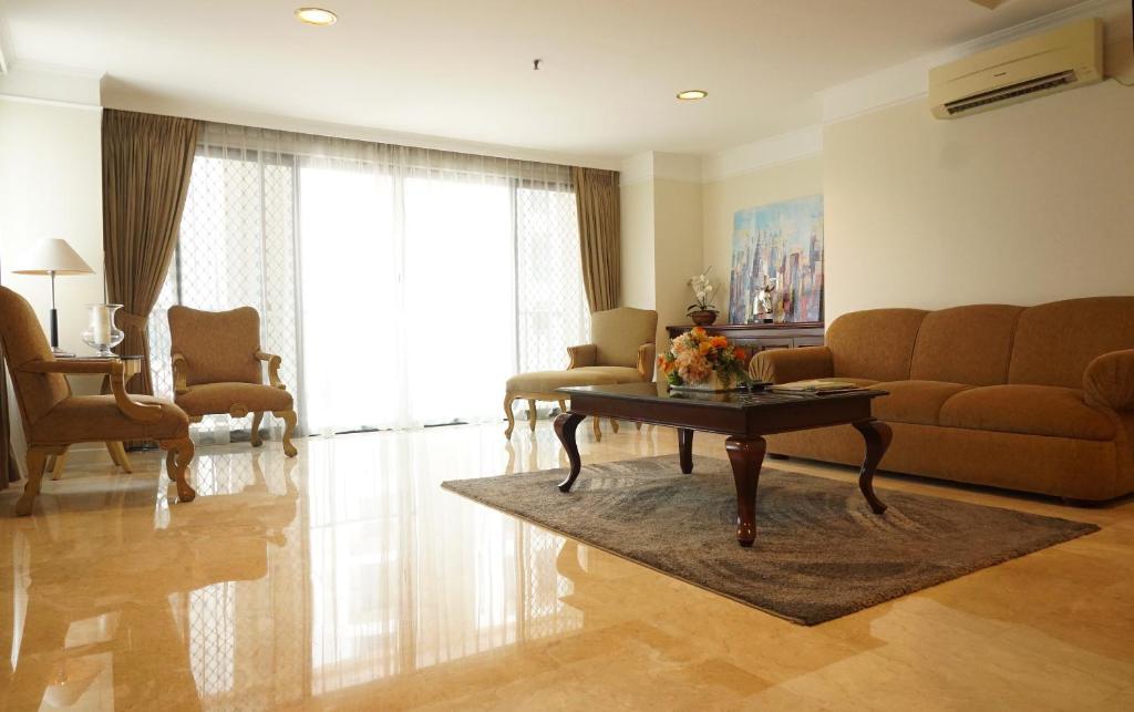 Golfhill Terraces Apartment Pondok Indah