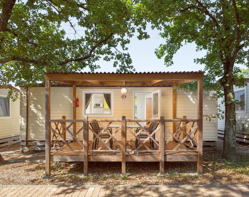 Camping Ulika Mobile Homes - Naturist, Poreč-Parenzo