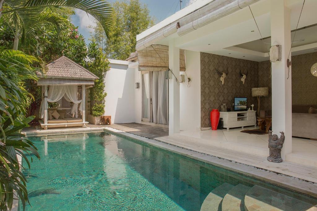 Villa Decadence at Le Chloe Villas