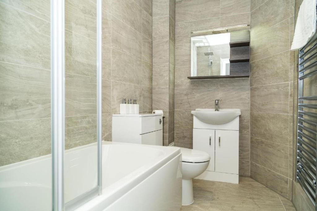 Serviced Apartments In Liverpool City Centre - St Luke's ...