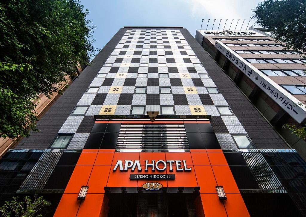 APA Hotel Ueno Hirokoji