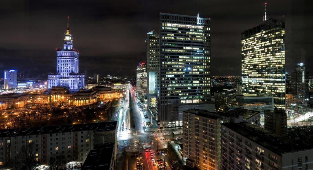 Apartament Warszawa Centrum